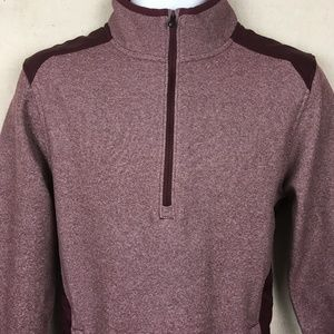 EUC UNDER ARMOUR COLDGEAR INFRARED ¼ Zip Small